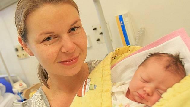 První děti v českobudějovické porodnici