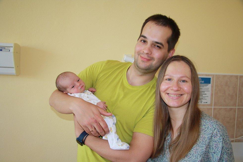 Stefan Malinovskyi z Vodňan. Rodiče Viktorie Malinovska a Oleksandr Malinovskyi se těší z narození syna, který přišel na svět 30. 4. 2021 v 15.10 hodin. Při narození vážil 3100 g.