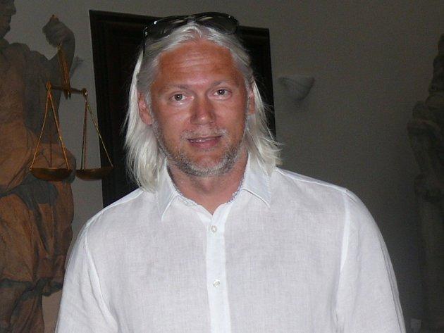 Generální manažer HC Motor Stanislav Bednařík.