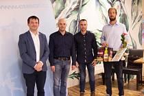 Česká unie sportu vyhlásila nejlepší sportovce českobudějov ického okresu za rok 2019.