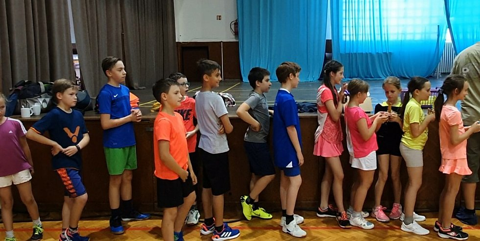 Badmintonisté vyrazili na turnaje