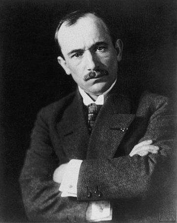 Druhý československý prezident Edvard Beneš.