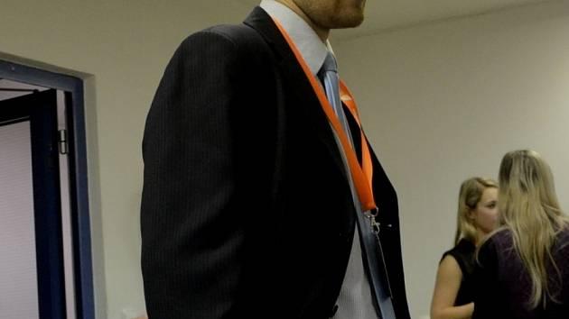 ŘEDITEL. Radim Valcha vyhlíží novou sezonu.