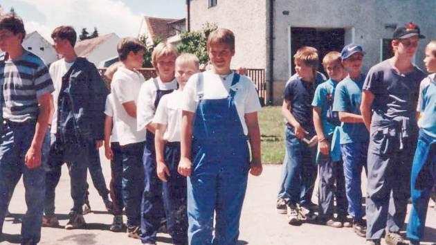 Sto deset let uplynulo letos od založení sboru v Hlavatcích.