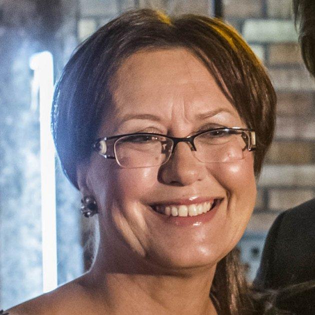 Kateřina Cajthamlová, dietoložka