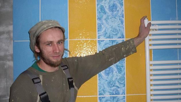 Jan Suchánek zatepluje menší domy i ty panelové.