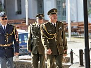 Voják Kamil Beneš, který zemřel při útoku v Afgánistánu, byl pohřben v Hluboké nad Vltavou