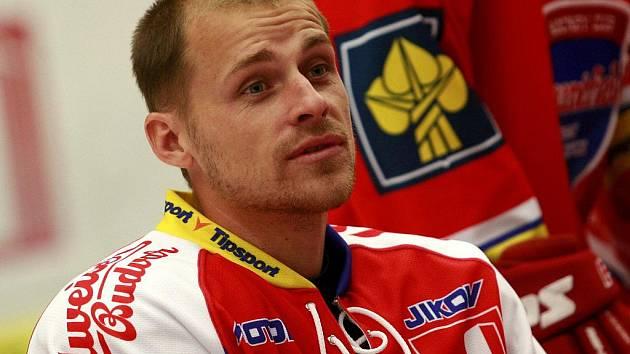 Lukáš Květoň dal na Kladně jediný gól svého týmu.