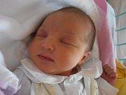 V pátek 11.6.2012 v 8 hodin a 40 minut poprvé pohlédla na tento svět Klára Říčanová. Porodní váha holčičky z Českých Budějovic byla 3,23 kg.