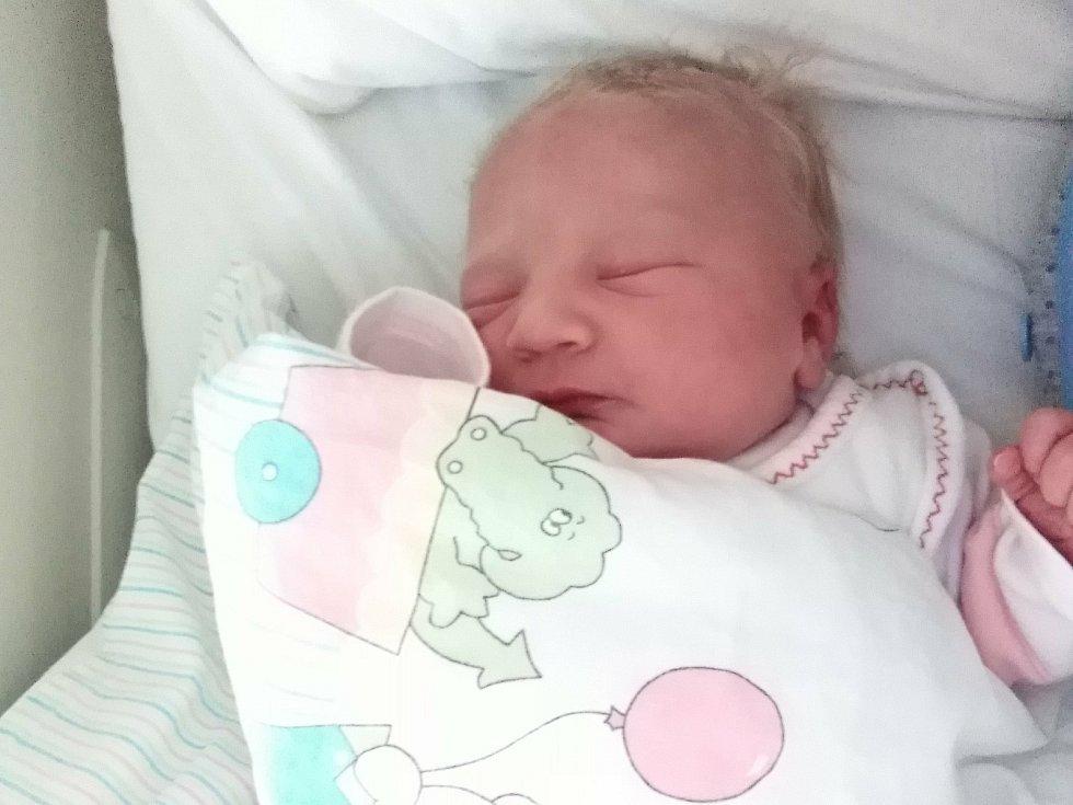 Anna Cejpková z Dešné. Dcera Anny Kulíkové a Jiřího Cejpka se narodila 20. 2. 2021 ve 3.40 h. Při narození vážila 3,60 kg. Doma na ní čekal 2letý bráška Jiřík.