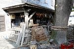 Krumlovský zámek se připravuje na natáčení