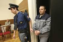 Michal Semlička byl ve čtvrtek zproštěn obžaloby z přípravy loupeže zásilky peněz.