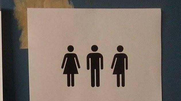 Studenti v Řeznu pro transsexuály.
