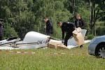 Letecké neštěstí u Kondrače.