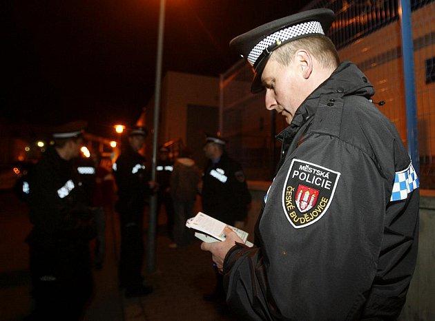 Městští strážníci se tento týden zaměří na večerní kontroly zamykání.