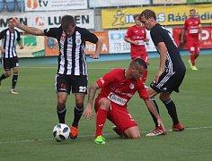 Fotbal Dynamo České Budějovice-Ústí nad Labem