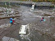 Olympionik Jakub Prüher připravil vodácký kemp pro děti