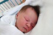 Sestřičku má od 16. 10. 2018 3letý Jaroušek ze Štěpánovic. Maminka Lenka Kurialová v tento den v 11.44 h. porodila Nikolu Kurialovou. Její porodní váha byla 3,19 kg. Foto: Ilona Lonsmínová