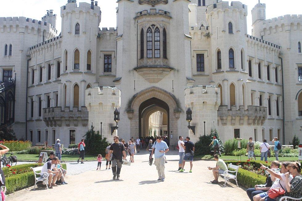 Státní zámek Hluboká nad Vltavou