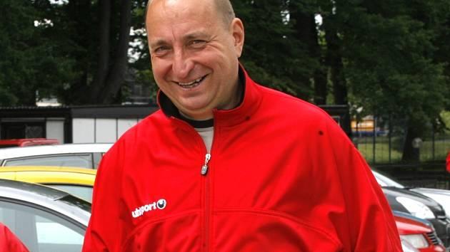 Petr Skála v nové funkci trenéra brankářů vykročil do  přípravy rázným krokem – a s úsměvem na rtech.
