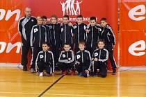 Mladíci z Dynama úspěšně reprezentovali v Třeboni