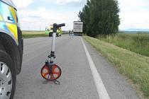 Nepozornost je pravděpodobnou příčinou smrti 53letého cyklisty u Ledenic na Budějovicku.