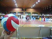 Volejbalová extraliga v Českých Budějovicích