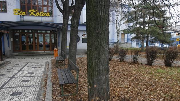 Kino Kotva. Ilustrační foto.