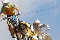V Horažďovicích se v sobotu chystá závod krajského přeboru v motokrosu. Na startu by se mělo objevit až 200 kvalitních jezdců.