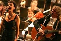Novohradské hudební léto zahájí 6. července Nezmaři s Jihočeskou komorní filharmonií.
