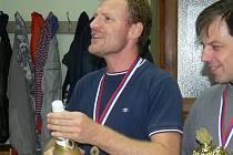 Legionář Michal Vávra jednou už překvapil svou účastí a v jednom z prvních ročníků se stal tahounem vítězného družstva.