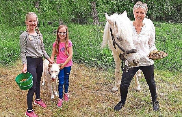 Koňská babička má 37let!