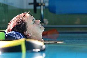 Vodní terapie watsu působí na tělo i na duši.