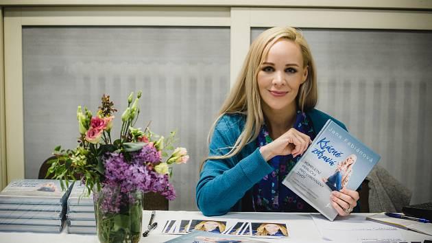 Jana Fabiánová napsala knihu Krásně zdravá.