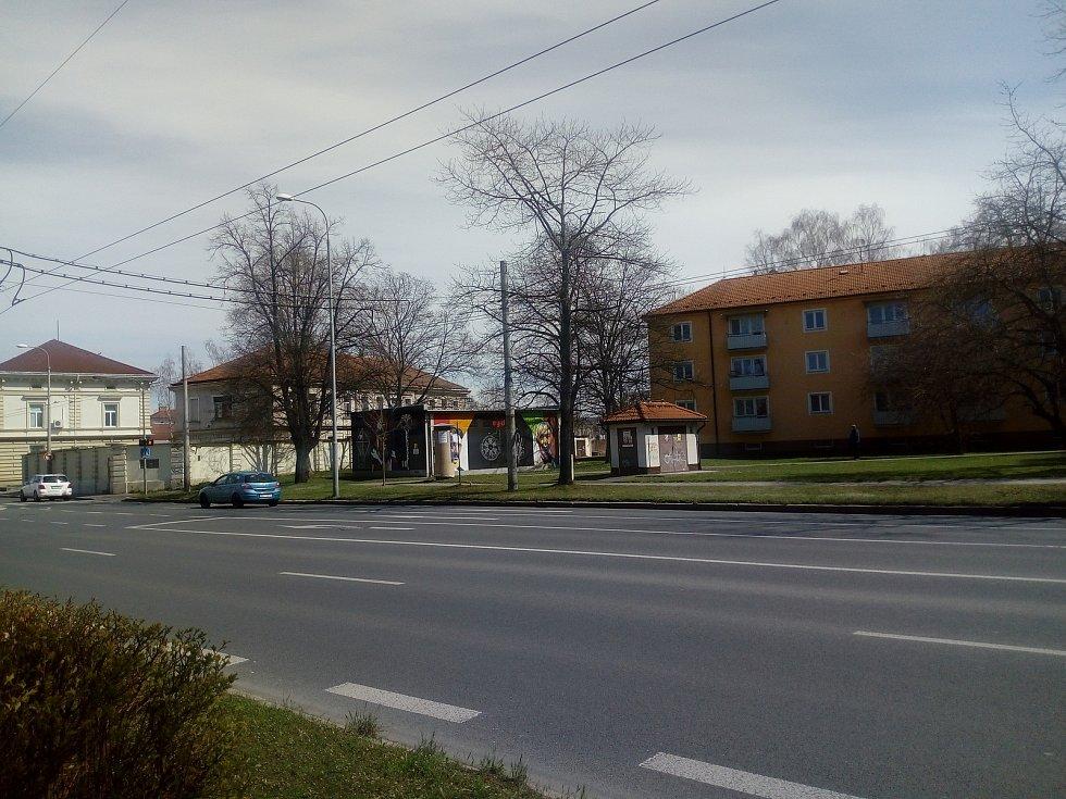 Drobné i větší proměny Českých Budějovic očima Ludmily Mrázkové.