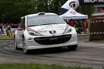 Rallye Český Krumlov je odložena.