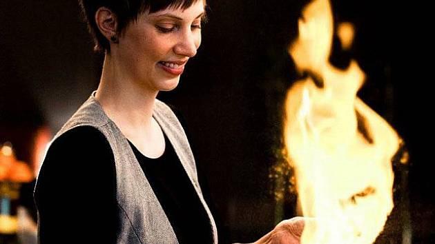 Sigrid Ehmová čaruje.