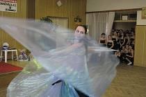 Na 1. ročník tanečního festivalu ve Svatém Janu nad Malší dorazilo v sobotu kolem 90 dětí.