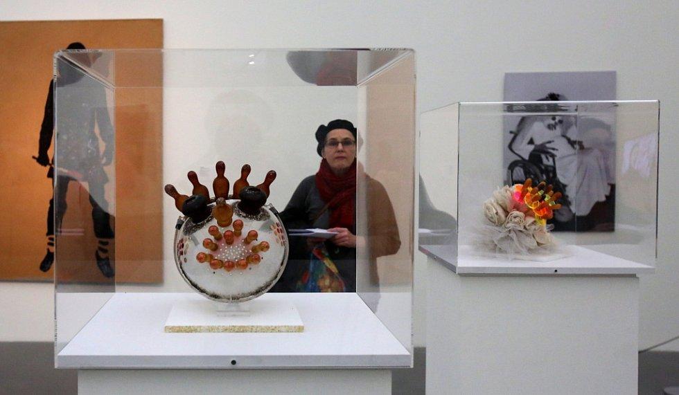 V Linci pořádají od 18. do 21. února Muzejní dny. Do devíti galerií a muzeí bude společné vstupné 10 eur, program míří hlavně na rodiny s dětmi. Snímek z výstavy Krkavčí matky v Muzeu umění Lentos, trvá do 21. února.