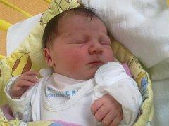 Čtvrtek 1.11.2012 byl dnem, kdy světlo světa spatřila holčička jménem Terezie Dubská. Po narození vážila 3,15 kg a měřila 49 cm. Pyšnými rodiči prvorozené holčičky jsou Michal a Petra z Českých Budějovic.