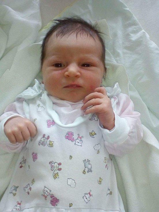Sylvie Fichtnerová poprvé uviděla svět na novorozeneckém oddělení českobudějovické nemocnice 2. 8. 2017 ve 13.58 h. Holčička po narození vážila 3,42 kg a měřila 51 centimetrů.