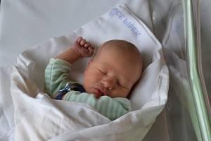 Mikuláš Vobr z Tábora. Syn Evy a Jana Vobrových se narodil 26. 1. 2021 v 18.16 hodin. Při narození vážil 3300 g a měřil 49 cm. Doma ho čekali sourozenci Johanka (5) a Vincent (3).