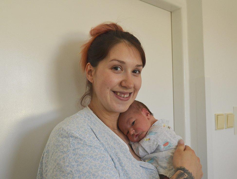 Jaroslav Rejžek ze Strakonic. Prvorozený syn Pavlíny a Jaroslava Rejžkových se narodil 8. 4. 2021 ve 3.47 hodin. Při narození vážil 3350 g a měřil 51 cm.