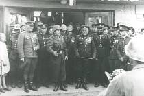 Snímky zachycují jižní Čechy těsně po válce po 8.5.1945.