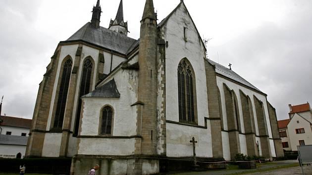 Zemská výstava, která se chystá na jaro 2013, zasáhne i Vyšší Brod. Tamní cisterciáci vystaví mj. Závišův kříž.