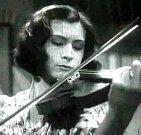 Jednu z hlavních rolí získala Bedřiška Seidlová, skutečná houslová virtuoska.