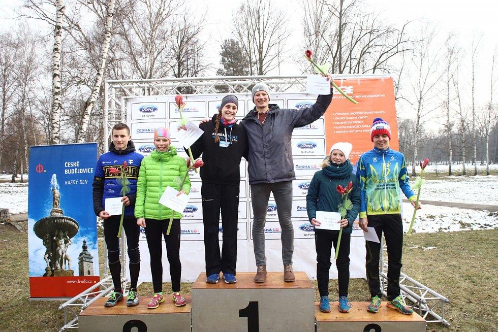 EGE Aquatlon České Budějovice 2018