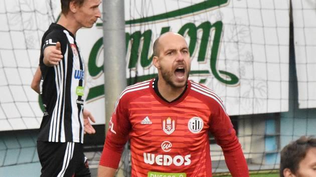 Zdeněk Křížek byl v zápase s Bohemians jednou z opor Dynama.