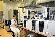 Nové vybavení laboratoří představilo českobudějovické Biologické centrum Akademie věd ČR.