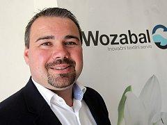 Obchodní ředitel českobudějovického závodu rakouské rodinné firmy Wozabal Michal Vaněk.